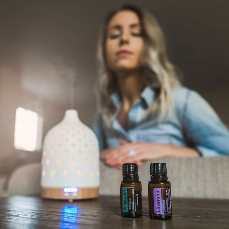 Essential Oil use for back pain to replace opioid use