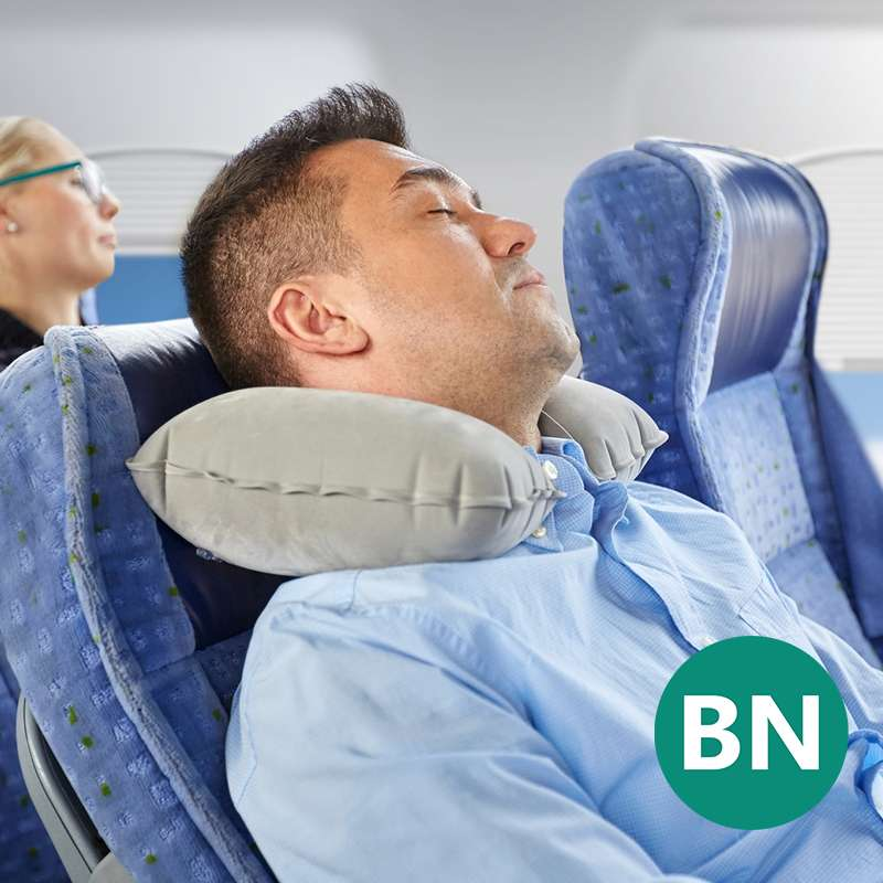 Flying with herniated disc
