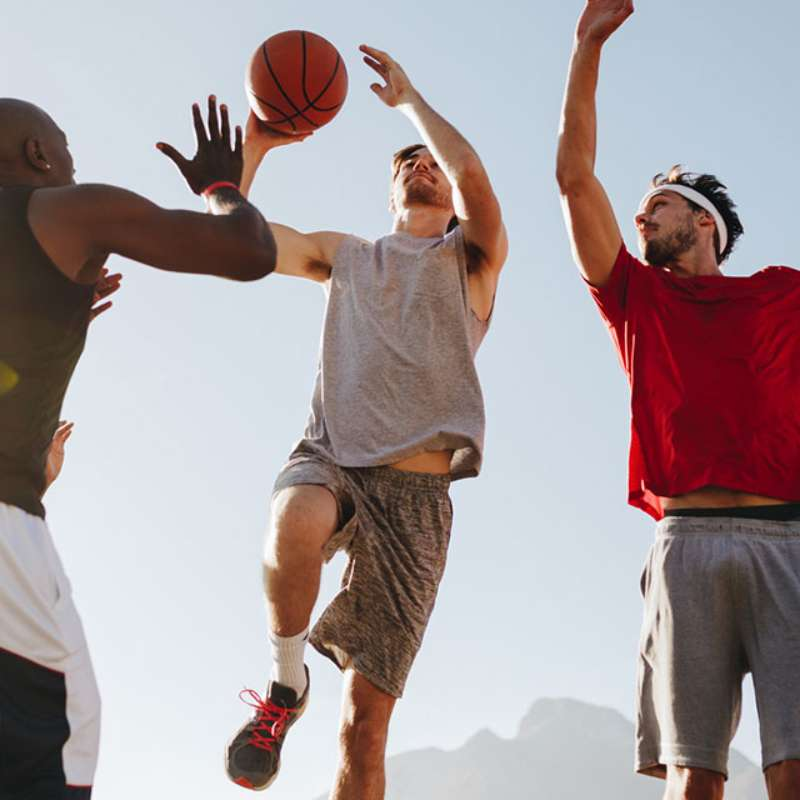 Chiropractic care for athletes with back pain